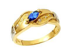 Anel de formatura esteticista  em ouro 18k 750 com 6 diamantes de 1 ponto cada e 1 pedra preciosa navete natural