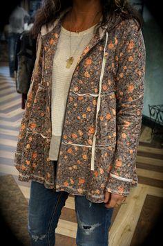 MYSTREE jacket with warm fur hood ;)