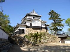 Bicchu-Matsuyama Castle  備中松山城 高梁市 岡山県 日本