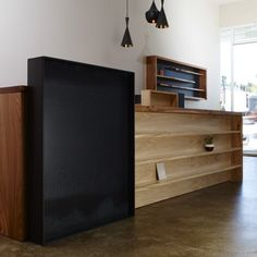 Love this Cashwrap/Reception Desk from CustomMade
