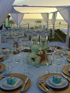 Ideas boda playa