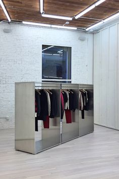 Women's Fashion | Isabel Marant minimalistic dream store • San Francisco