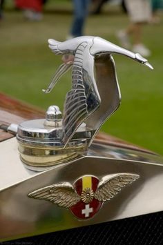 Hispano-Suiza / Hood Ornament