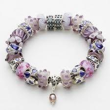 PANDORA violet