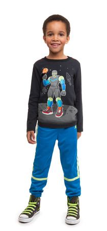 Outerspace Play Outfit - PIN TO WIN! Enter the February Fresh Pinterest Contest for a chance to win a brand-new FabKids wardrobe! Ends 2/19#FabKidsFebFresh @FabKids