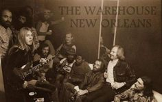 @Nevada Oral & Facial Surgery 'A Warehouse on Tchoupitoulas' looks at legendary #NOLA music venue http://nola.tw/OE