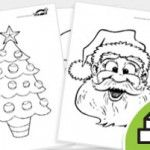 CHRISTMAS+Coloring+Pages