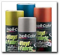 Click Image Above To Purchase: Dupli-color High Performance Vinyl & Fabric Spray Vinyl Spray Paint, Spray Painting, Painting Tips, Fabric Painting, Fabric Spray Paint, Painting Techniques, Leather Furniture, Paint Furniture, Furniture Makeover