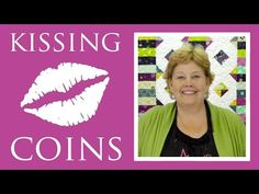 Tutorial-051 Kissing Coins Quilt