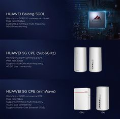 Huawei Will Launch The First 5G Smartphone By 2019  Some great Huawei-related news came out from MWC 2018. The company is expected to launch the first phone with the 5G connectivity sometime by October to December 2019. At the most important trade show of the year related to mobile devices the Chinese giant announced the first commercial 5G chipset. Its name is Balong 5G01 and it is the first with support to the 3GPP standard. It is faster than the latest modem by Qualcomm the Snapdragon X24…