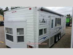 New 2017 American Surplus Ice Castle 8x21 RV Edition Hybrid Ice Houses at Smokey Hills Outdoor Store | Park Rapids, MN | #1618641