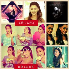 This is my edit for Ariana Grande!! I hope u like it!!!!! Ur one if my role models and I love how u sing!!!! I hope to meet u one day!!!!
