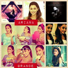 This is my edit for Ariana Grande!! I hope u like it!!!!! Ur one if my role models and I love how u sing!!!! I hope to meet u one day!!!!