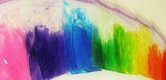 bosses colors Homeschool, Outdoor Decor, Diy, Painting, Henna, Tape, Tattoo Ideas, Baby Sensory, Sensory Play