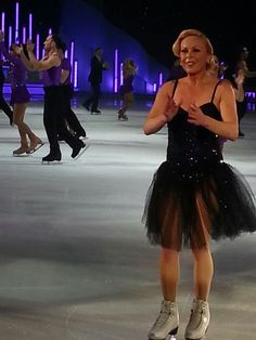 Jayne Torville Dancing On Ice live tour 2014