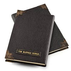 Tom Riddle's diary, the perfect gift for that person in your life that you secretly want to become possesed and open the Chamber of Secrets