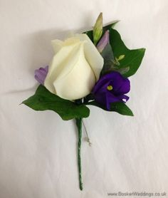 Wedding Flowers Liverpool, Merseyside, Bridal Florist, Booker Flowers and Gifts, Booker Weddings Freesia Wedding Bouquet, Wedding Bouquets, Wedding Boutonniere, Cream Wedding, Rose Wedding, Wedding Hair, Purple Wedding Flowers, Wedding Colors, Groom Buttonholes