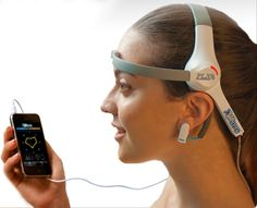A reading mind device that can read your mind then do it on your phone.