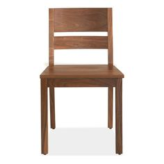 Afton Chairs with Wood Seat - Chairs - Dining - Room & Board