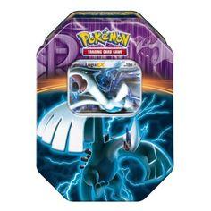 Amazon.com: Pokemon Black & White - Fall 2013 Legendary Tin Lugia-EX: Toys & Games