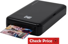7 Best Portable Printer For Photos of 2021   Reviews & Guide Kodak Printer, Inkjet Printer, Best Portable Printer, Kodak Photos, Hp Sprocket, Camera Frame, Printer Types