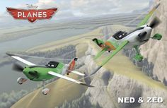 Gabriel Iglesias will voice Ned and Zed in Planes