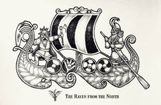 Last pic of my finished Naglfar piece Viking Tattoo Symbol, Norse Tattoo, Celtic Tattoos, Viking Tattoos, Warrior Tattoos, Armor Tattoo, 3d Tattoos, Viking Dragon, Viking Art
