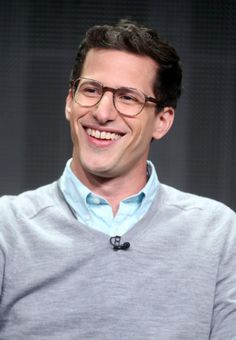 Pin for Later: These Celebrity Guys Are More Than Just Funny — They're Sexy, Too Andy Samberg