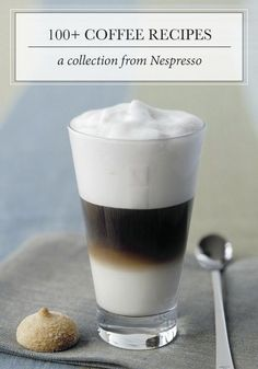 This coffee collection includes easy recipes that are ideal for busy mornings and indulgent treats for dinner party guests. Browsing this collection of over 100 coffee creation recipes from Nespresso will give you the drink inspiration you need for every occasion.