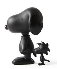 Darkside Snoopy & Woodstock