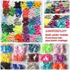 150 SETS/LOT Mix color  clothing accessories  sold KAM T5 baby snap buttons plastic snaps high quality