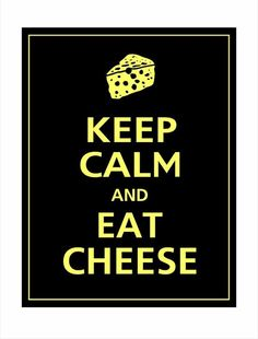 KEEP CALM & EAT CZ