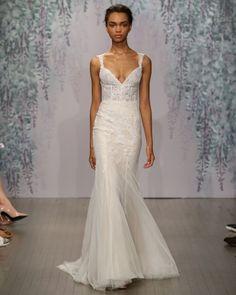 Monique Lhuillier Fall 2016 Wedding Dress Collection | Martha Stewart Weddings