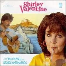 I can so relate to Shirley Valentine.a long time favourite movie. Movie Theater, I Movie, Shirley Valentine, Movies Worth Watching, Love Film, Chick Flicks, Great Films, Romantic Movies, Moving Pictures