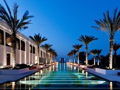 Inside Oman's most stylish hotel, The Chedi Muscat: review & impressions...