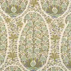 Pattern #42243 - 24 | Newbury Prints & Wovens Collection | Duralee Fabric by Duralee (celadon)