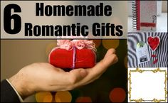 romantic homemade valentines day gifts for him