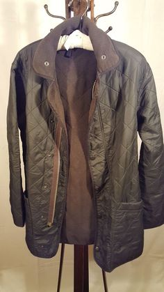 9fe350567 Barbour unisex Green Quilted Coat #fashion #clothing #shoes #accessories  #mensclothing #coatsjackets (ebay link)