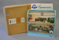 Tomy Sylvanian Families shop display