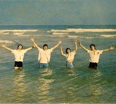 @hardtosayno | THE BEATLES AT MIAMI BEACH 1964