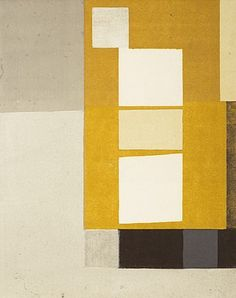 Kenneth Martin (British 1905-1984): Abstract (1950) collection of the National Galleries Scotland