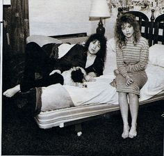 Ann and Nancy Wilson photographed by Annie Leibovitz