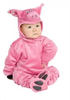 These pig costumes are funny farm animal costumes for Halloween. We carry adult and child pig costumes that are perfect for theme parties or Halloween. Farm Animal Costumes, Pig Costumes, Toddler Costumes, Costume Ideas, Disney Costumes, Animal Halloween Costumes, Halloween Kids, Infant Halloween, Halloween Parties