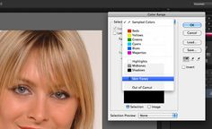 Photoshop CS6 Beta new Skin Tones option