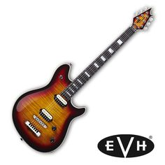 The EVH Wolfgang USA HT guitar is a hardtail version of Eddie Van Halen's signature Wolfgang guitar. Starting with Peavey, Eddie crafted a body style that he believed felt great and exuded the tone he