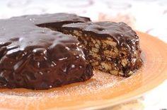 Receita de salame de chocolate enformado. Descubra como cozinhar salame de chocolate enformado de maneira prática e deliciosa com a Teleculinária!