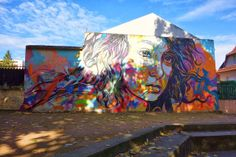 Sunday Street Art : C215 - rue Camille Groult- Vitry-sur-Seine   ParisianShoeGals