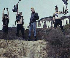 Misfits Hollywood sign Wdsta1