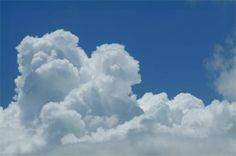 cloud faces