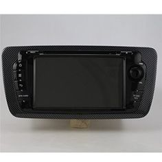 Top-Navi 7 inch Car DVD Player for VW Seat Ibiza 2009 2010 2011 2012 2013 with GPS Navigation Radio Capacitive Touch Screen CAN BUS System - For Sale